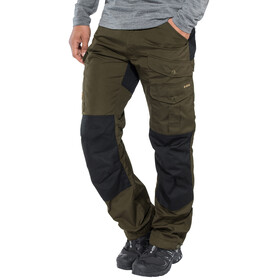 Fjällräven Vidda Pro Trousers Men Dark Olive